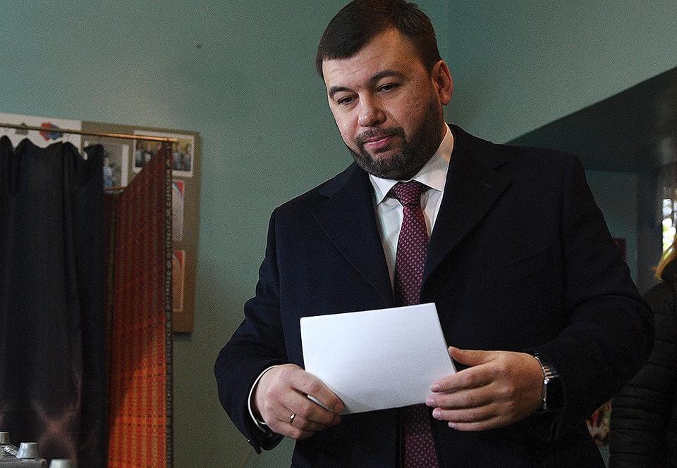 Глава ДНР подписал закон на …