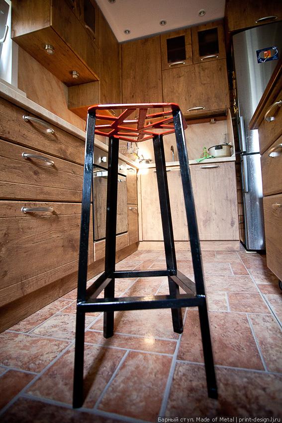 Как своими руками сделать барные стулья 44