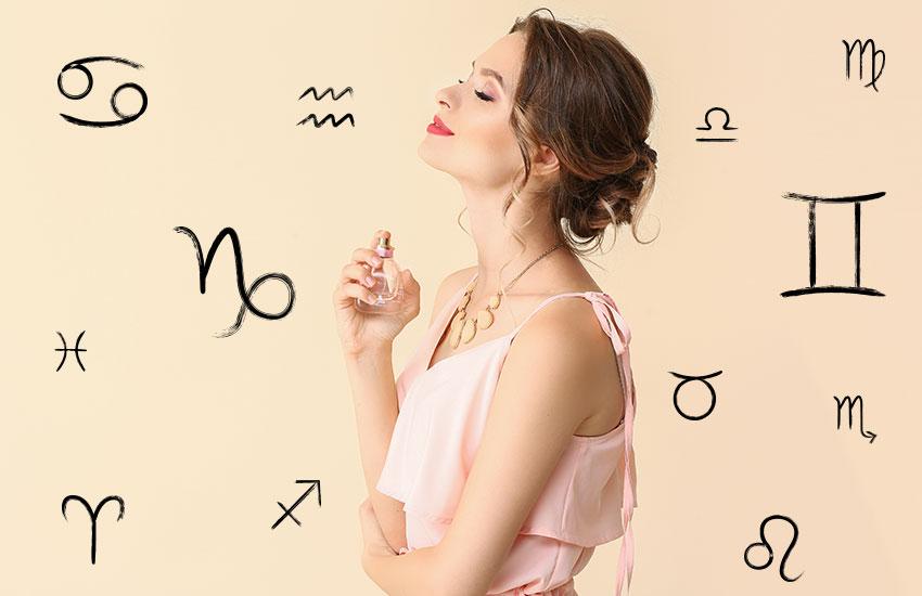 парфюмерный гороскоп ароматы духи знаки зодиака