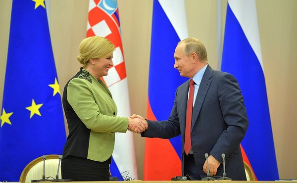 «Все, кто давят на Россию, пострадают сами»: в Хорватии рассказали о политике Путина и ЧМ-2018