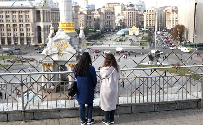 Русский мир почти покинул Украину