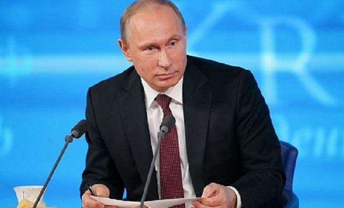 Путин резко раскритиковал заказчиков компромата на Трампа