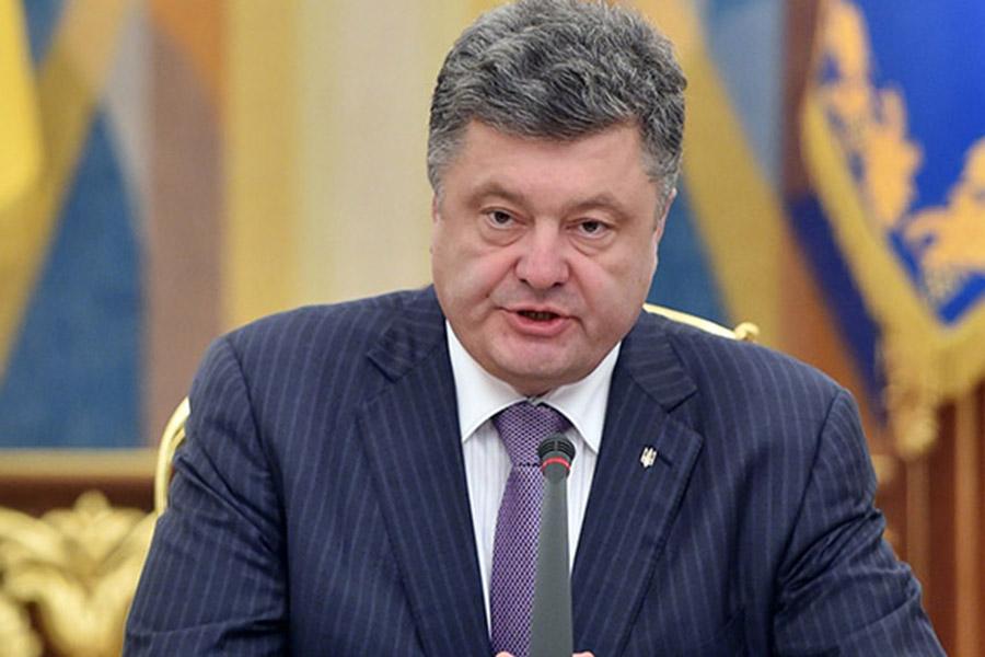 Порошенко анонсировал возвращение Донбасса при помощи дипломатии