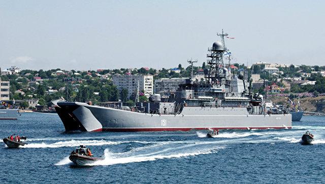 Россия отвергла претензии США по размещению вооруженных сил в Крыму