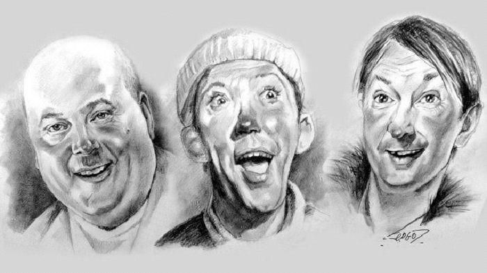 Реалистичные портреты простыми карандашами от художника Сергея Загаровского Сергей Загаровский, знаменитости, карандаш, портреты, художник