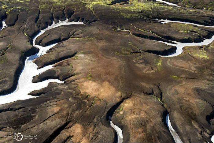 Удивительные пейзажи Исландии