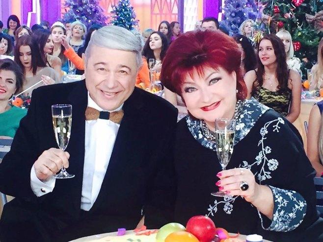 Евгений Петросян сменил имидж после развода и стал мачо