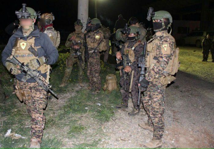 Потрепанные курды и американские ССО недалеко от Ракки: готовится штурм?