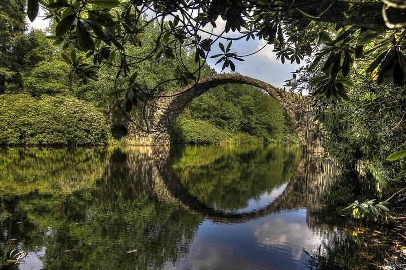 Мистический мост Ракотцбрюке
