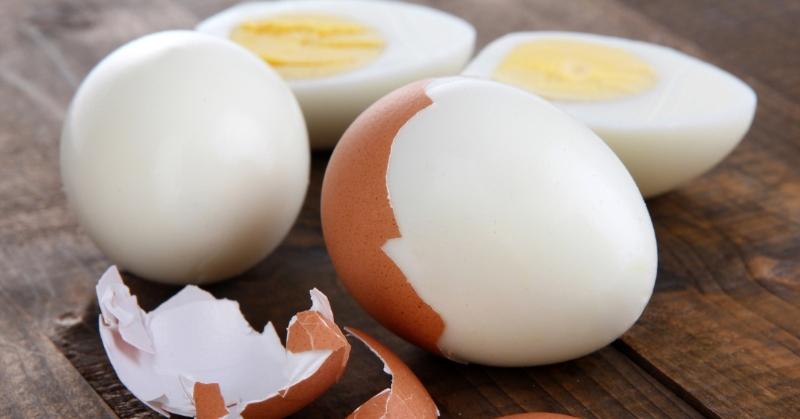 блюда из яиц без мяса