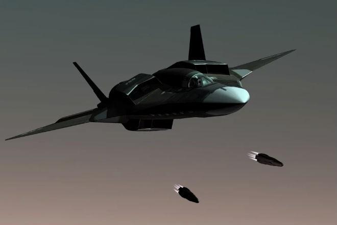 Черная чума: секретный истребитель России