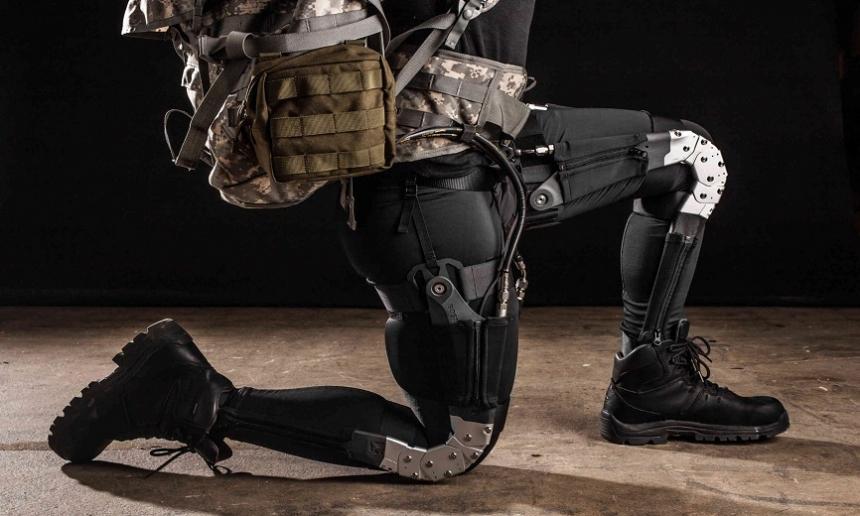 «Ратник-3» со встроенным экзоскелетом станет технологическим прорывом