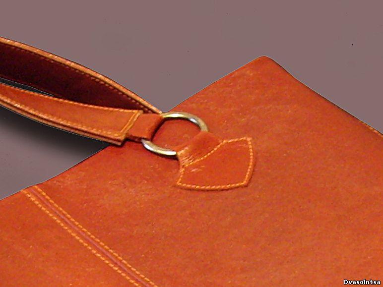 Сшить сумки из кожи