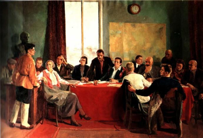 На что жаловались на парткомах в СССР, и какое наказание мог получить провинившийся.