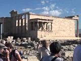 Посещение Акрополя. Афины. Сентябрь 2013