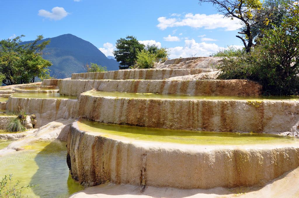 baishuitai15 Чудо китайской природы: Террасы белой воды