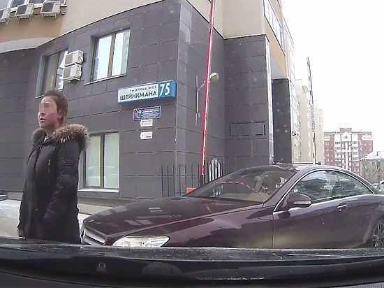 """Продолжение про быдлобабу: Кушвинский депутат назвал водителя не пропустившего его дочь """"обиженкой"""""""