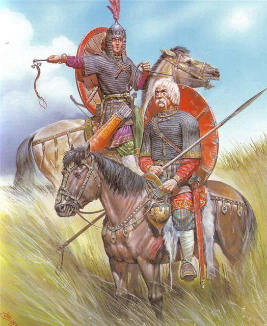История славян хранится в ватиканской библиотеке