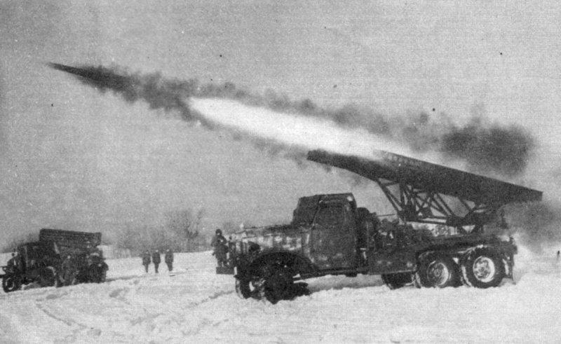 Как русские сараями стреляли