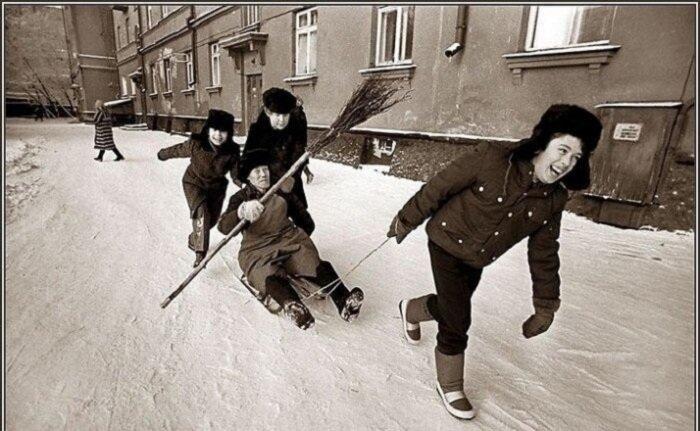 18 интересных эпизодов советской жизни