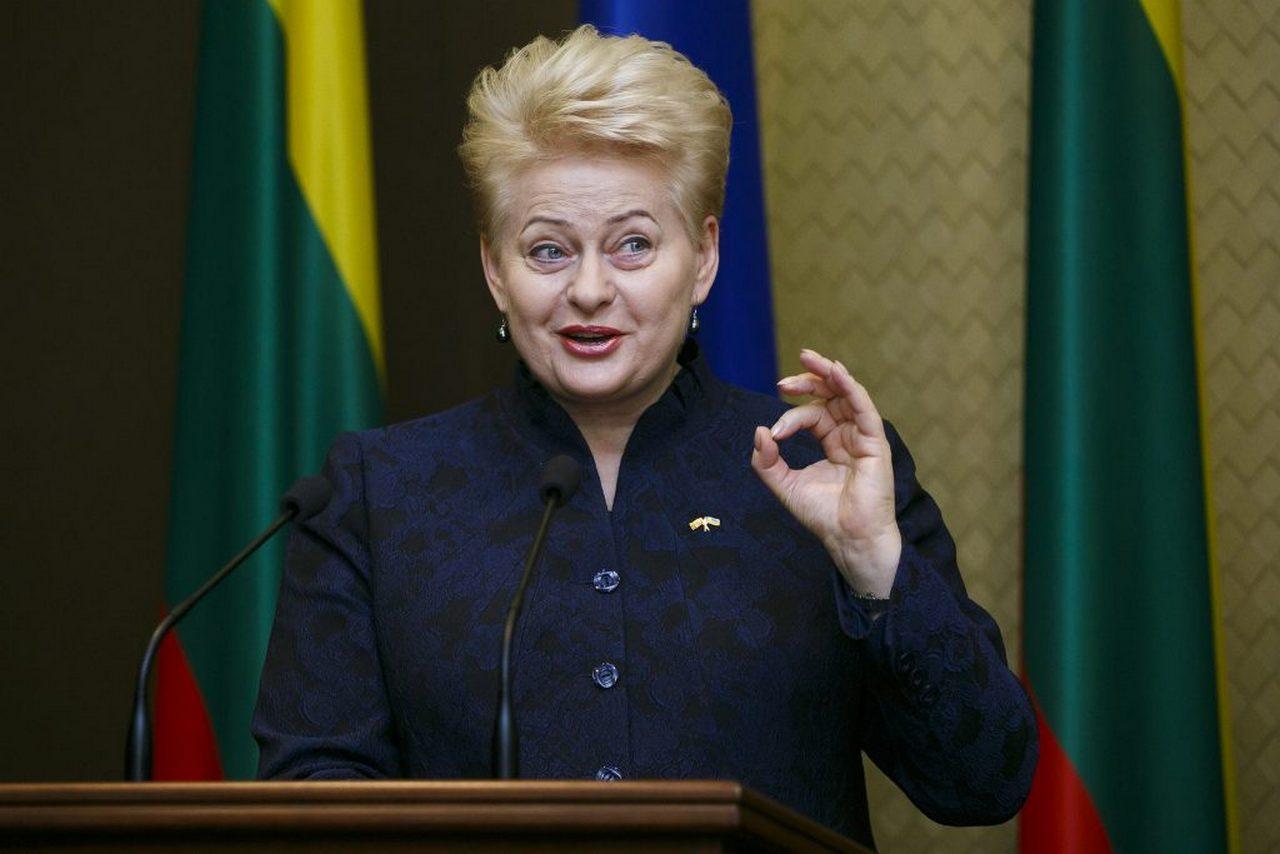 Как Литва отмечает юбилей смерти своей энергетики
