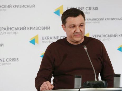Тымчук: Если Россия будет сбивать наши ракеты, введем военное положение