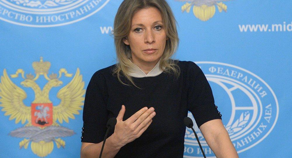 Только сильный признает ошибки: извинения от Захаровой