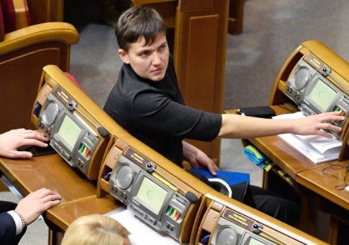 Савченко обвинили в подстрекательстве к совершению госпереворота на Украине