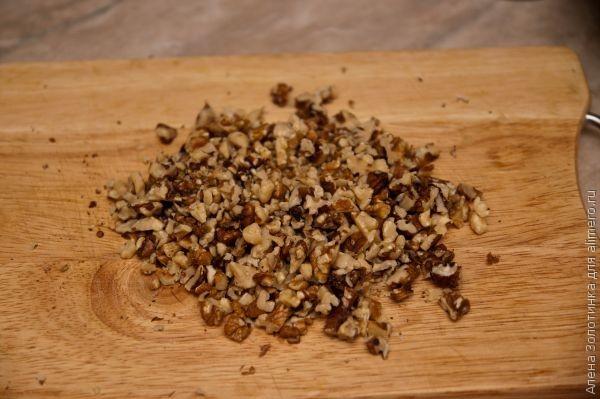 грецкие орехи  для салата Загадка