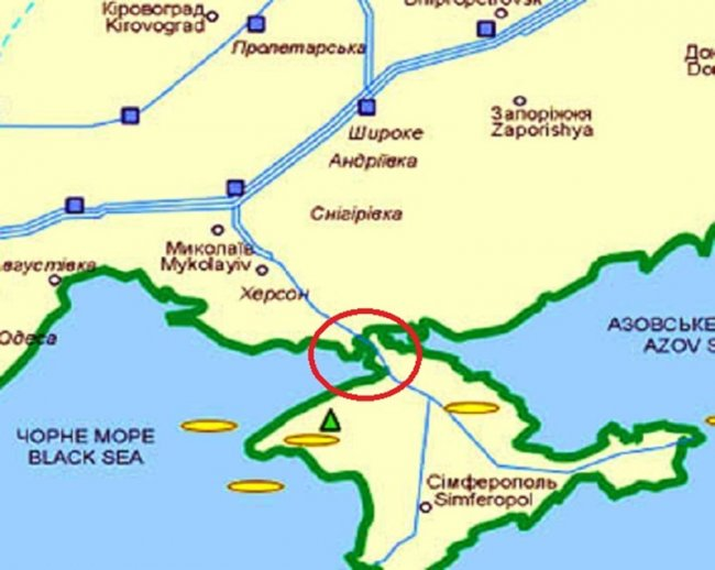 «Газовую трубу из Крыма отрезают, а уголь из США не горит»