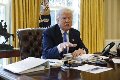 Трамп пообещал расширить ядерный арсенал США
