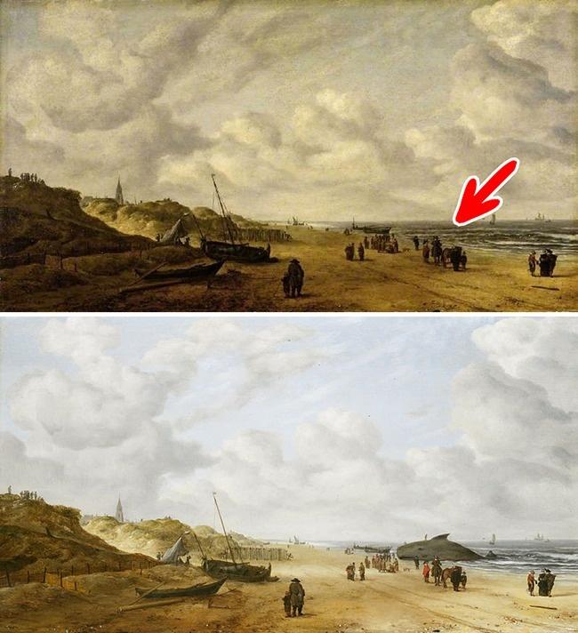 10 деталей, которые мы никогда не замечали на знаменитых картинах