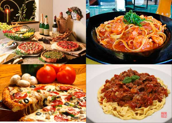 Резултат с изображение за италианска храна