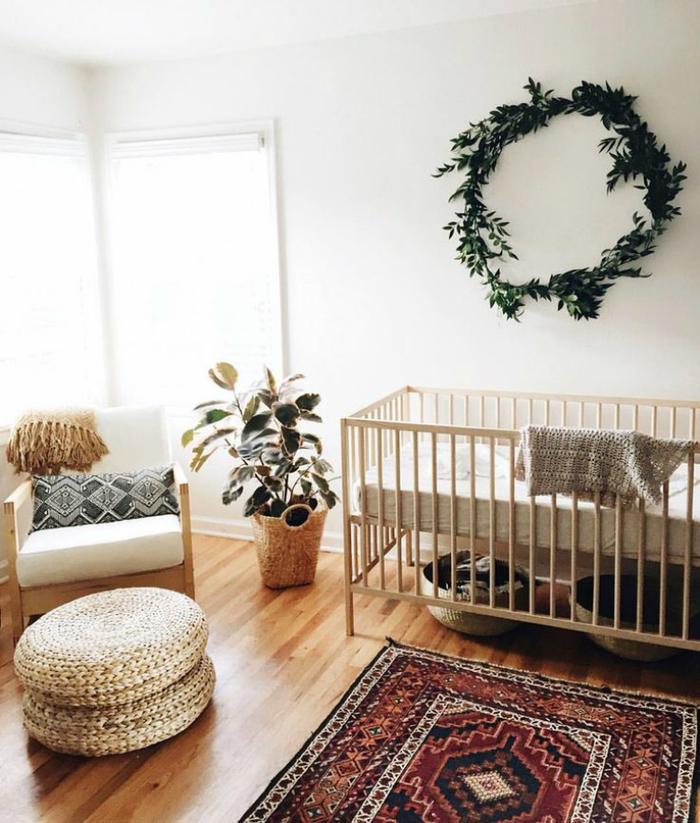 15 гостиных с детскими кроватками