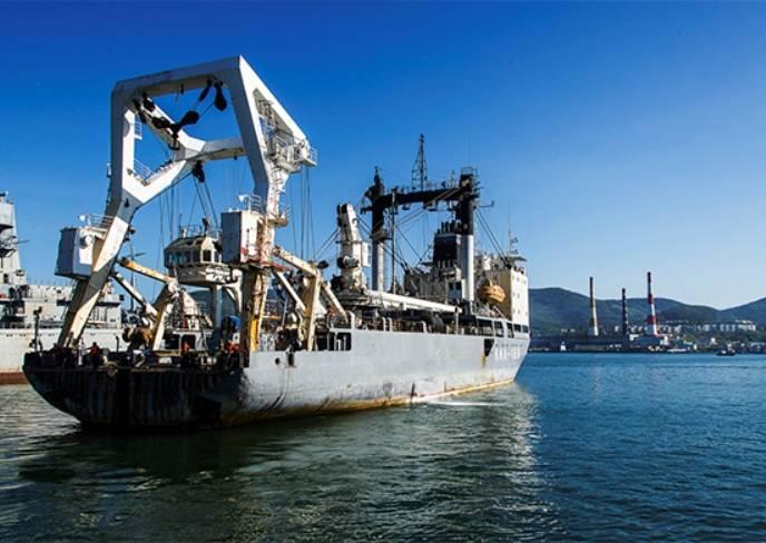 На остров Матуа отправлено дополнительное оборудование