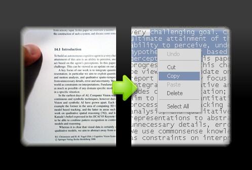 Как распознать текст с картинки онлайн