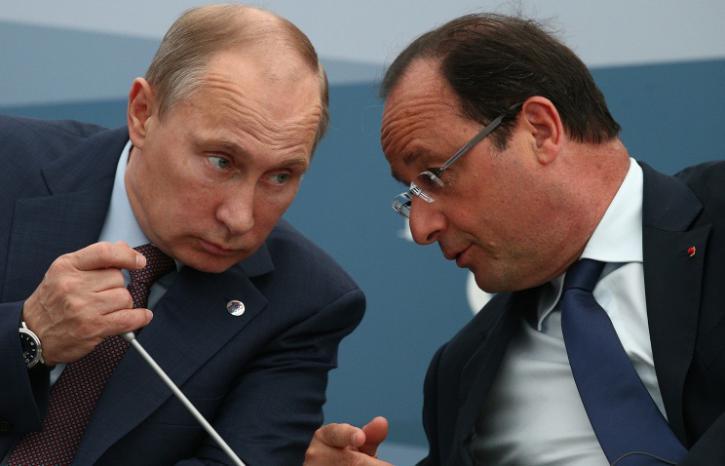 Россия готова к сотрудничеству с Францией по всем направлениям антитеррористической деятельности