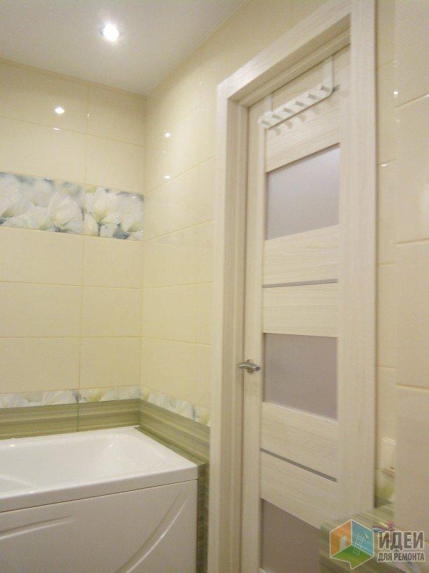 Не белая квартира: ванная