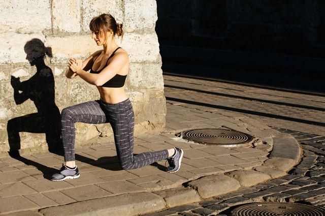 Весенняя гимнастика: комплекс упражнений для сжигания лишних килограмм