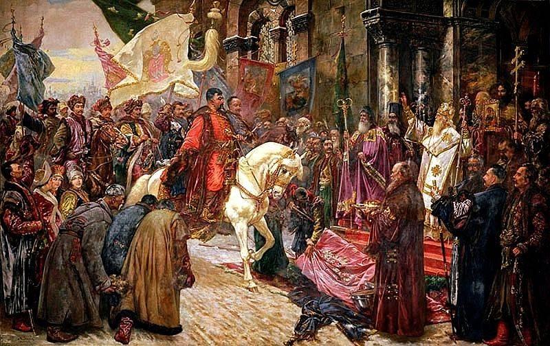 370 лет назад началась нацио…