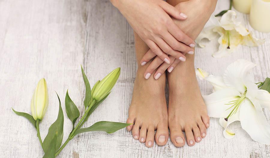 3 простых домашних средства от грибка ногтей на ногах - Блог - iHerb