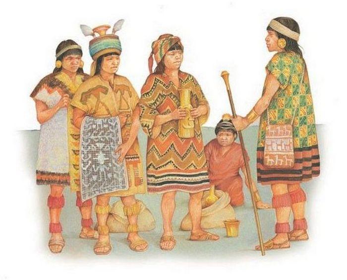 Любопытные факты об империи инков