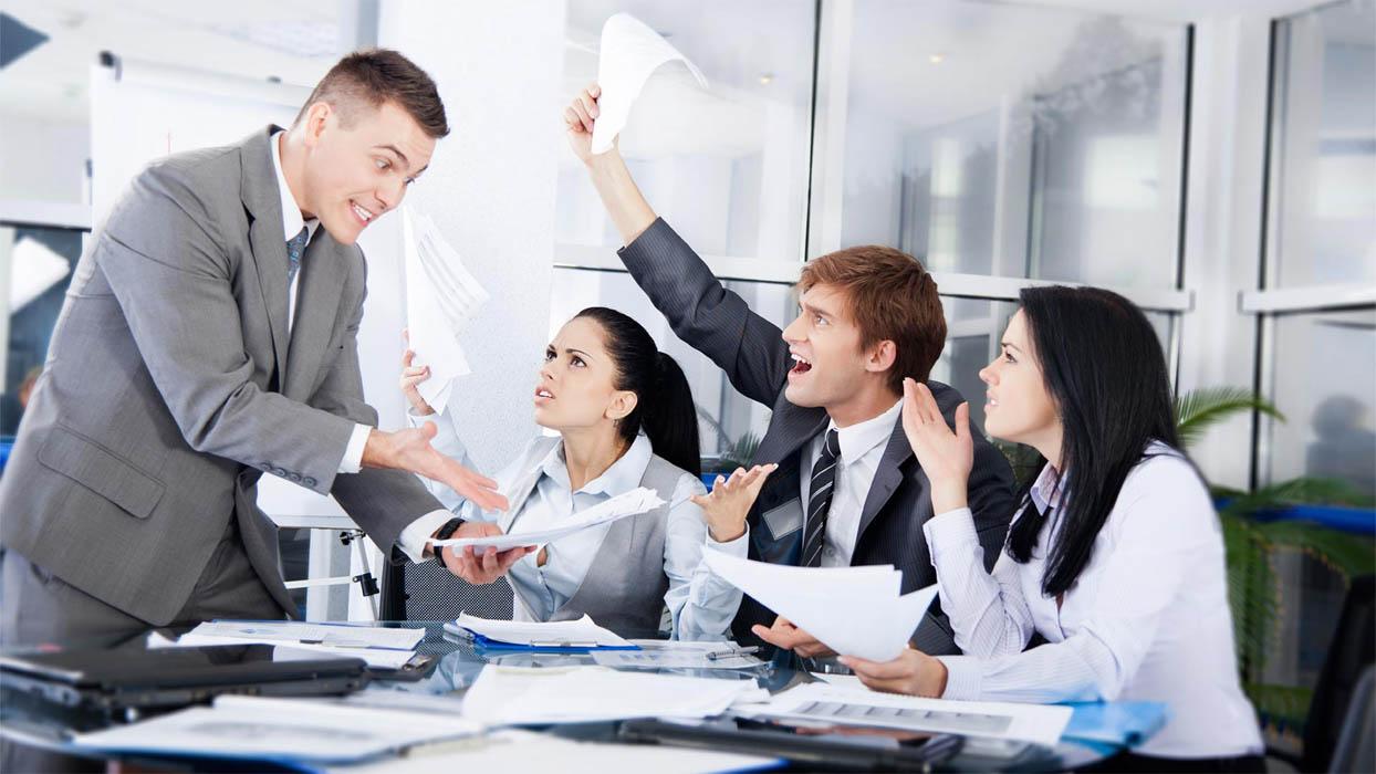 Правила поведения в офисе, о которых вам никто не расскажет