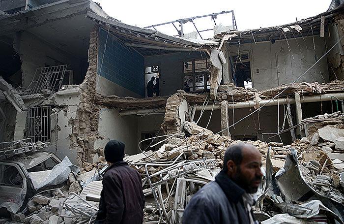 Сирийская армия договорилась с курдами развернуть войска в Африне?