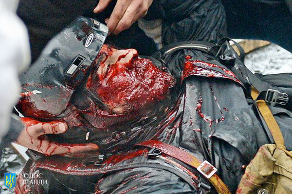Молния! За расстрелом «Небесной сотни» стоят Пётр Порошенко и Виталий Кличко