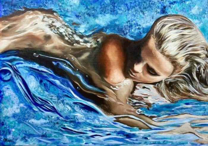 Духовность и божественная красота. Olga Koval