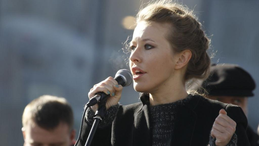 Собчак рассказала о своей позиции по Крыму