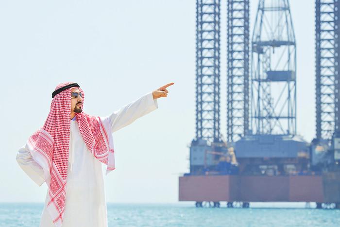 Нефть подорожала после заявлений Саудовской Аравии