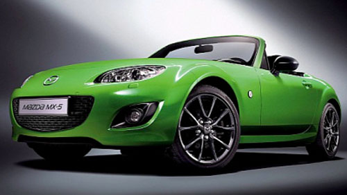Новая Mazda MX-5 может стать дизельной