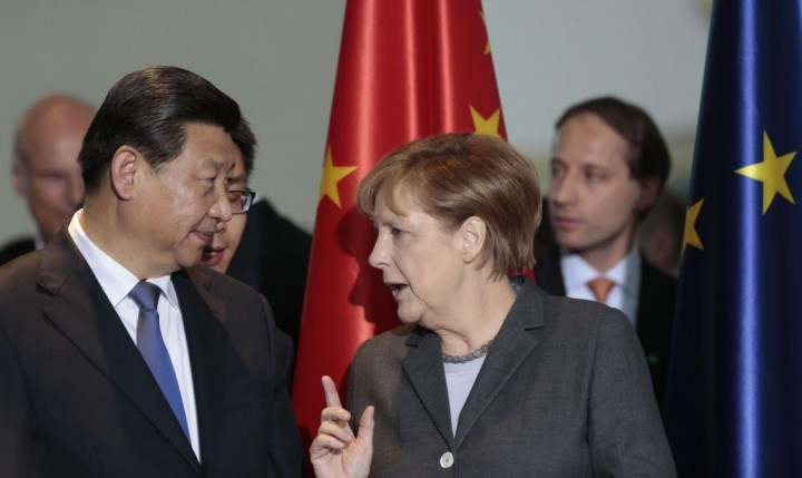 Договорятся ли Пекин с Брюсселем?